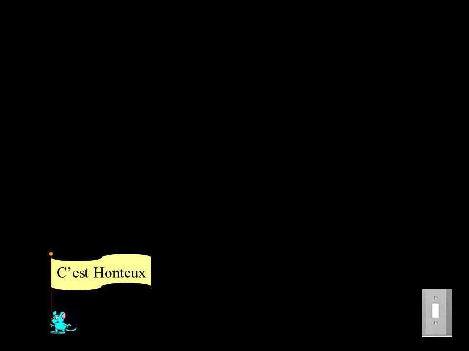 Cest Honteux