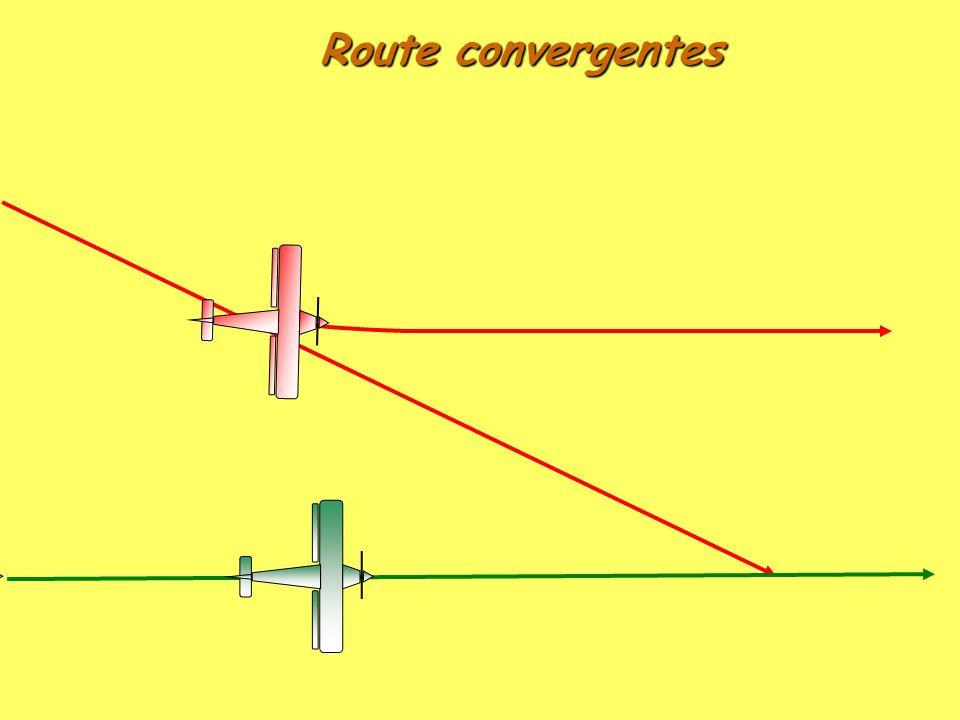 Route convergentes