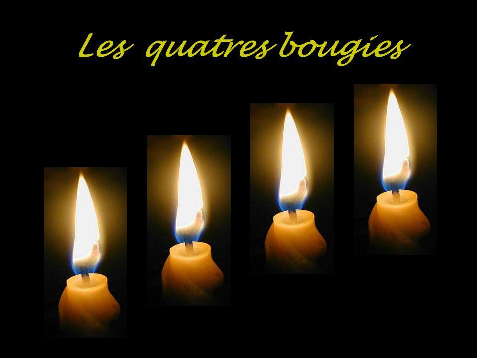 Les quatres bougies