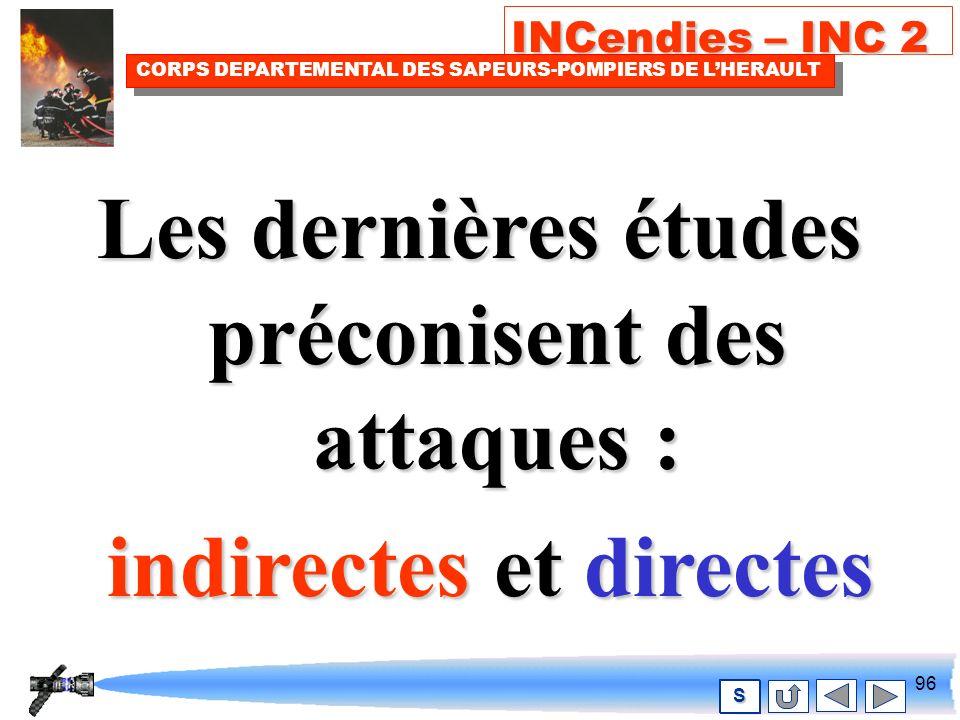 95 INCendies – INC 2 CORPS DEPARTEMENTAL DES SAPEURS-POMPIERS DE LHERAULT S