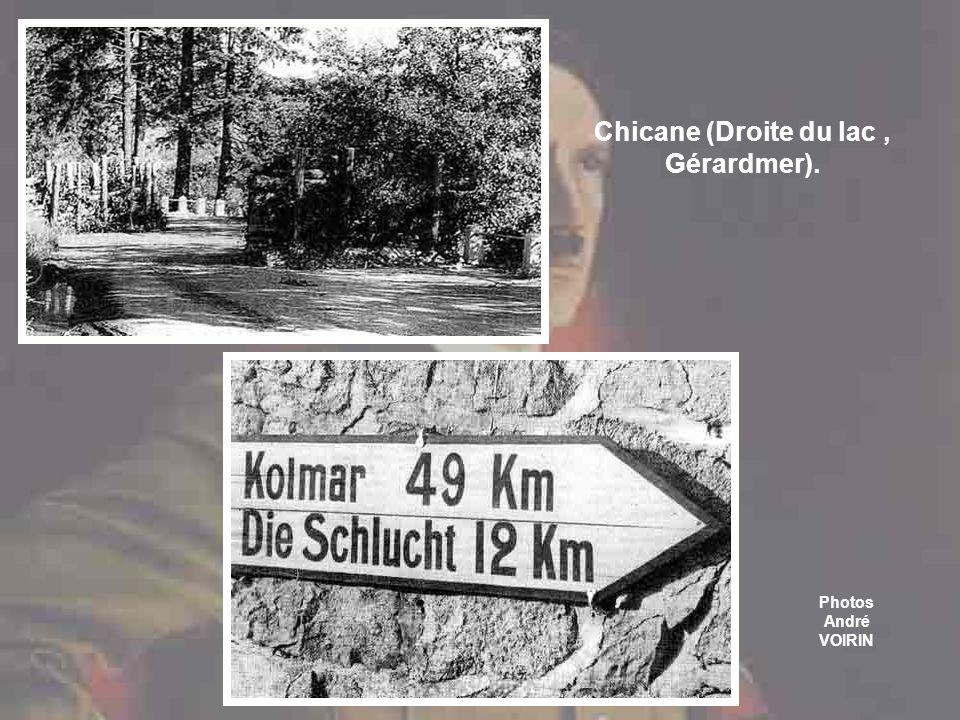 Extrait de la carte dressée par M. DODIN. Mon frère Jean VOIRIN est « Mort pour la France » le 11 septembre 1948, peu après son retour dIndochine comm