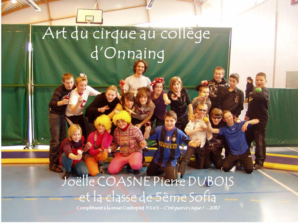 J.Coasne P.Dubois11 La construction de la « machine à jongler » à partir de postures à la fois expressives et difficiles… Statue Léonard de Vinci