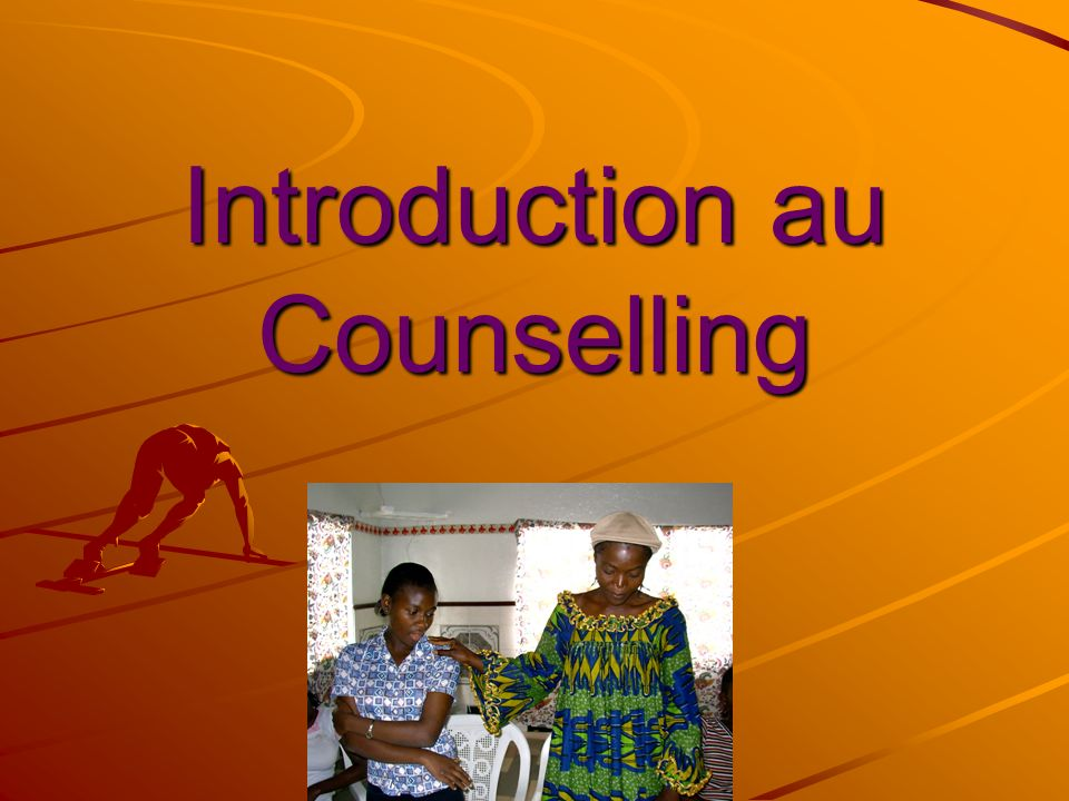 Introduction au Counselling
