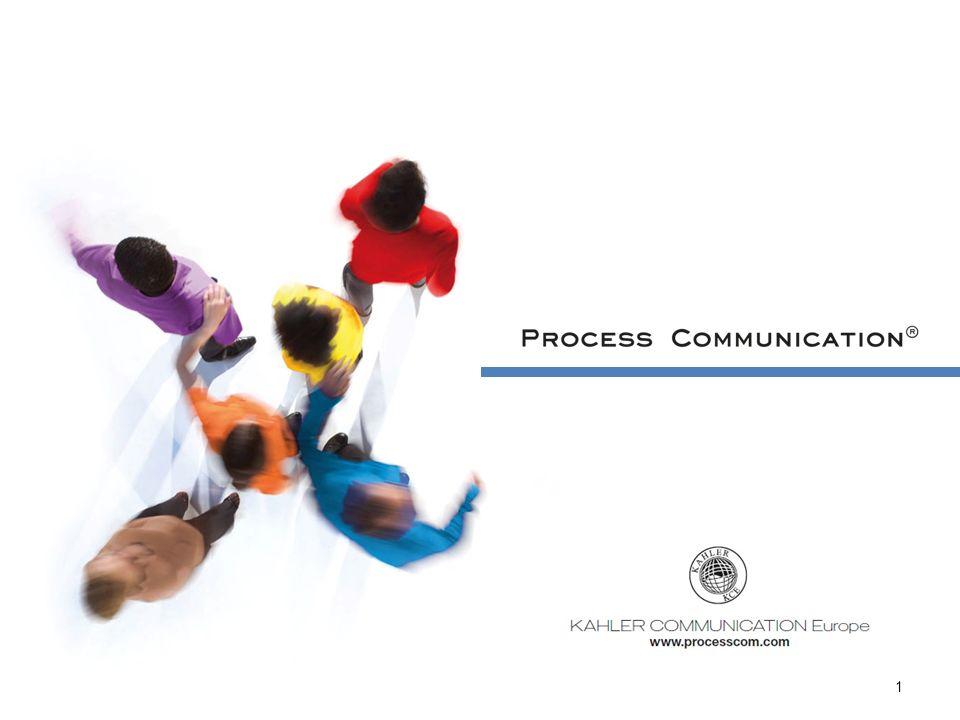 Process Communication Certification – programme expert