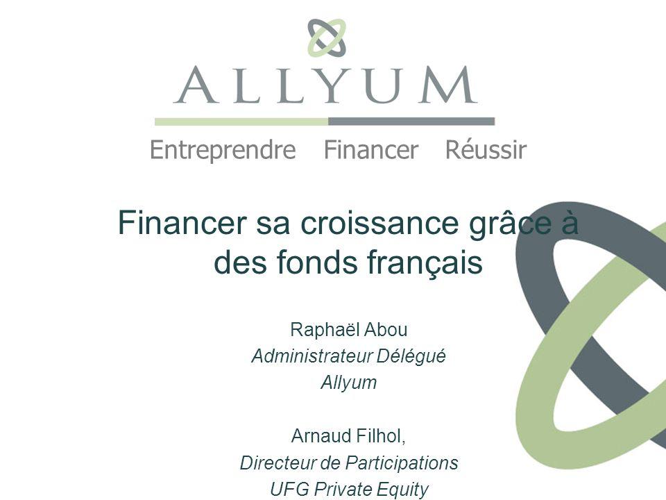 Plan Préambule Placement privé : les 5 grandes étapes Les FCPI : Arnaud Filhol (UFG PE) Business Case : BSB International 2