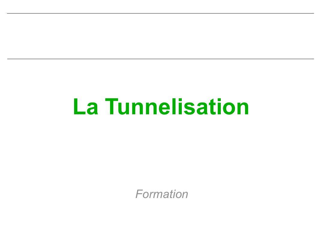 La Tunnelisation Formation