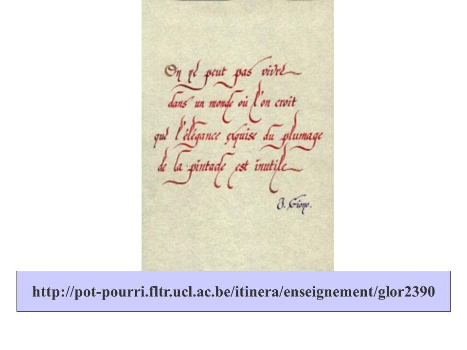 http://pot-pourri.fltr.ucl.ac.be/itinera/enseignement/glor2390