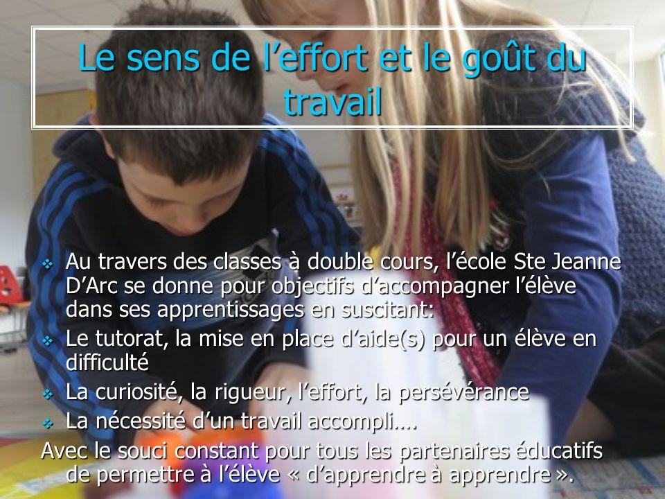 « Chaque jeune, chaque enfant est porteur dun trésor, et sil ne le sait pas, cest à nous de le lui révéler.