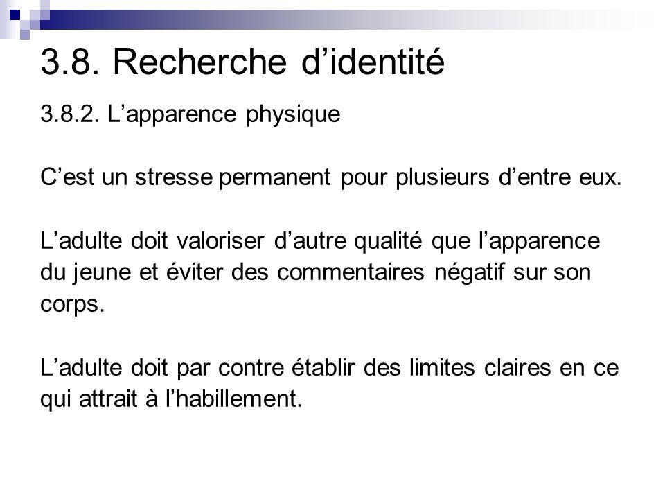 3.8.Recherche didentité 3.8.2.