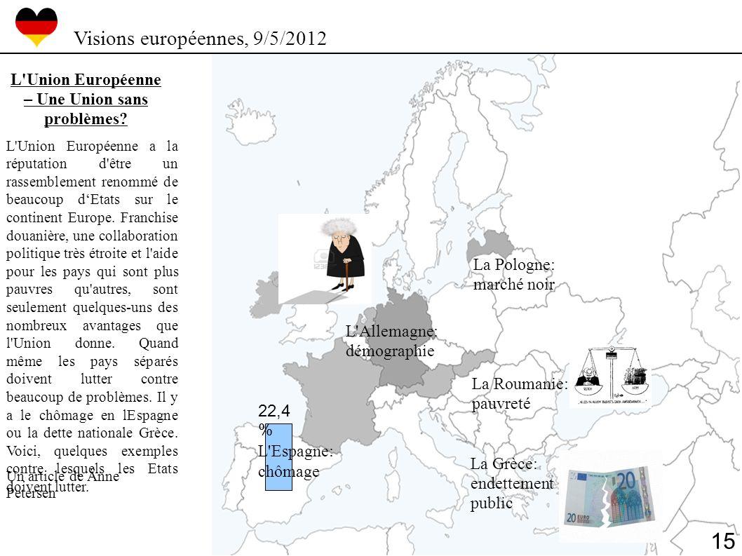 L'Union Européenne a la réputation d'être un rassemblement renommé de beaucoup dEtats sur le continent Europe. Franchise douanière, une collaboration
