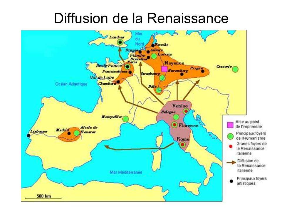 Diffusion de la Renaissance