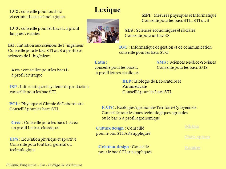 Sinformer pour construire son avenir L Onisep c est aussi un site internet www.onisep.fr Philippe Pinganaud - Cdi - Collège de la Chaume