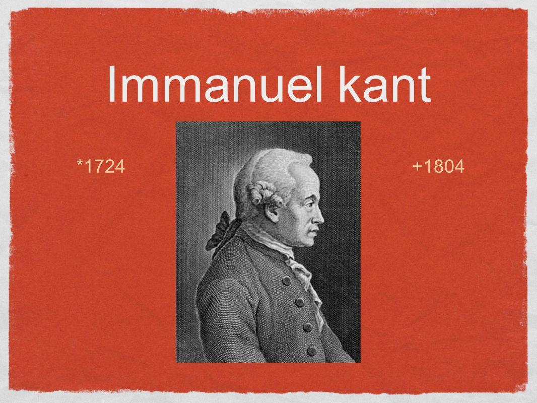 Kant ramena les recherches dans les profondeurs de l esprit humain, et s enquit ensuite de ce qui s y passait.
