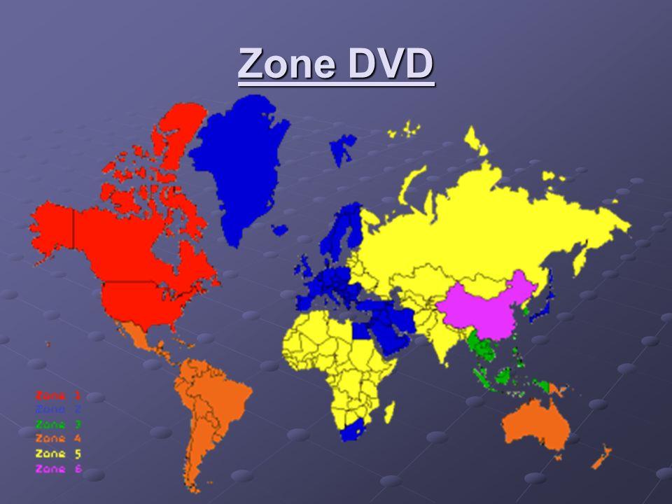 Zone DVD