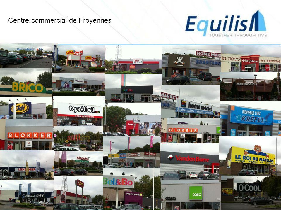 Centre commercial de Froyennes