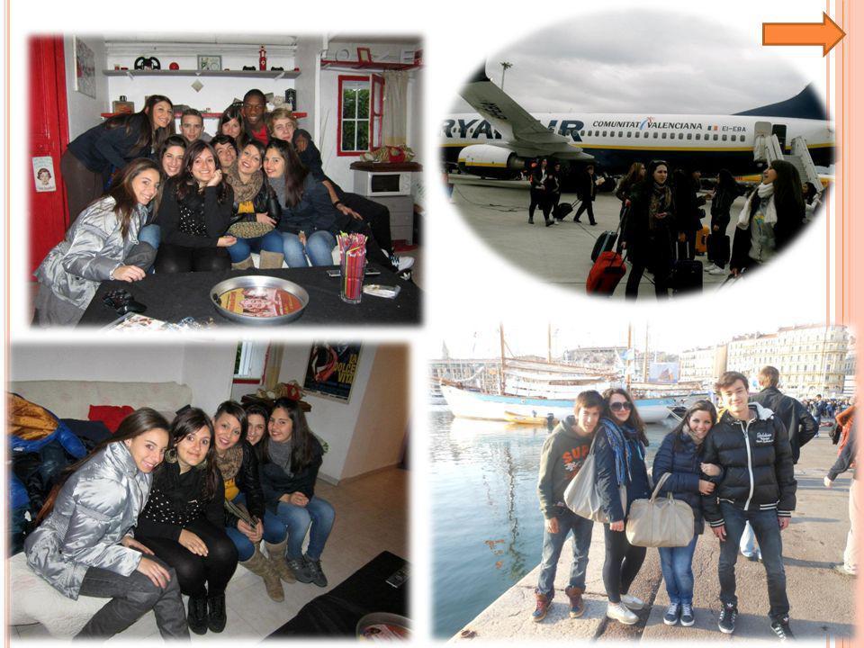 Dal 12 al 20 Aprile invece, abbiamo ospitato i nostri corrispondenti a Taranto, rivedere i compagni di questa stupenda avventura è stata per noi un emozione indescrivibile.