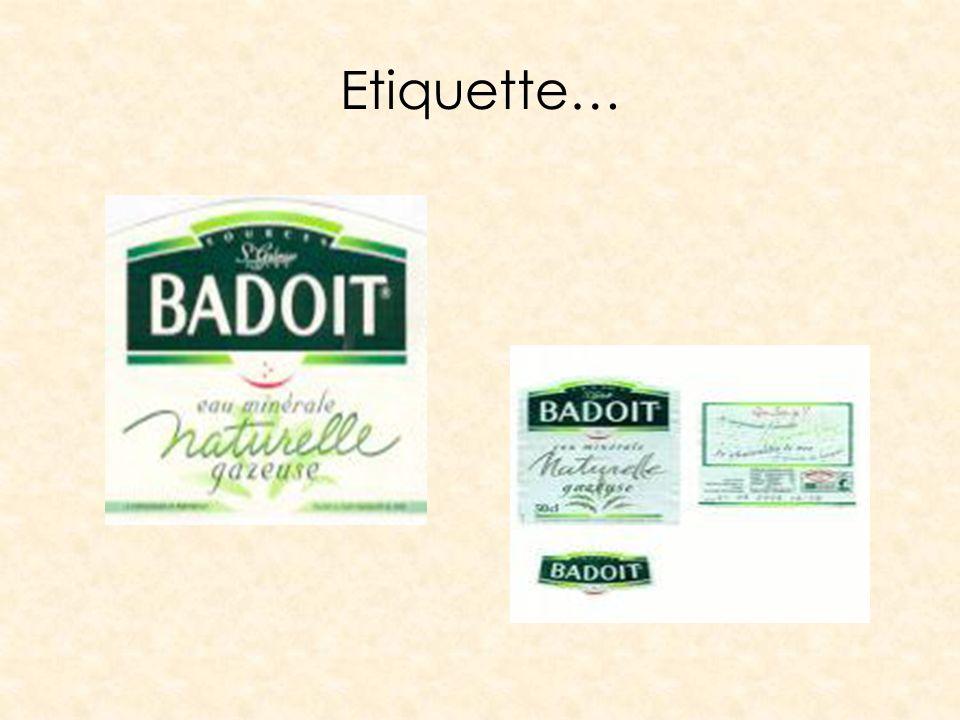 Etiquette…