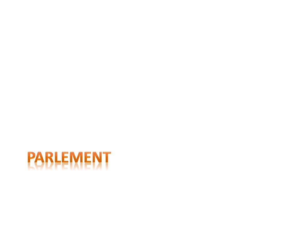 Définition de parlement Assemblée représentant la population et dont le rôle est dadopter des lois.