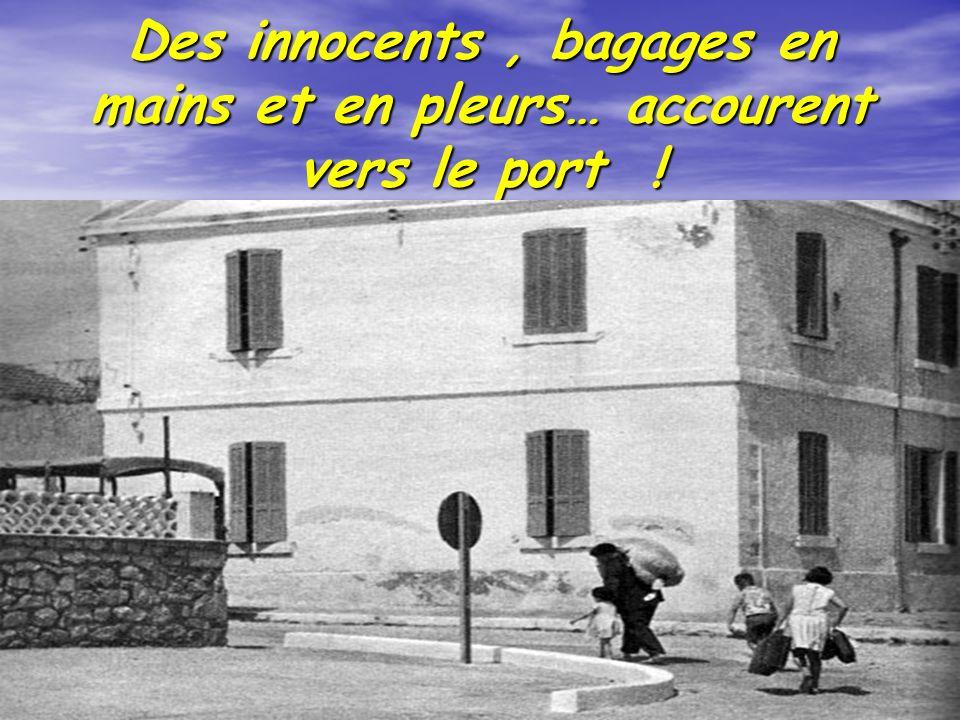 110 Les extrémistes rejoindront, avant les autres, la France quils ne connaissent que de nom ! Laissant 1 million de PN livrés à eux- mêmes. Laissant
