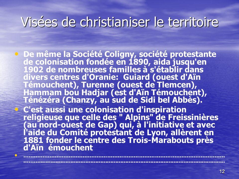 11 Ramasser tout ce qui peut lêtre le Père Enfantin s'enthousiasma à l'idée d' envoyer en Algérie => des bagnards, => des mendiants, => des vagabonds