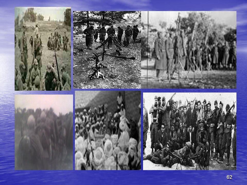 61 Les Algériens sorganisent Armement dérisoire au début, Armement dérisoire au début, Harceler lennemi partout où il se trouve Harceler lennemi parto