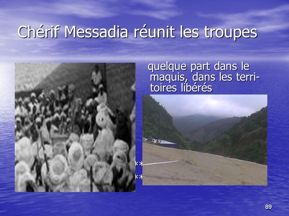 88 Noublions pas Aissa Messaoudi Le ténor qui a fait vibrer les 9 millions dAlgériens. Le ténor qui a fait vibrer les 9 millions dAlgériens. Leur fibr