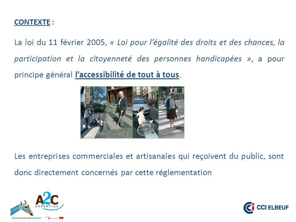 LES ENJEUX : Lestimation du nombre de personnes handicapées en France varie de 800 000 à 5 millions selon la définition du handicap utilisée.
