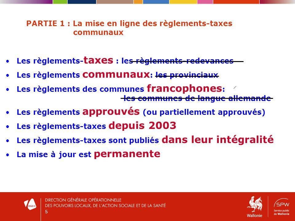 16 Enjeux et devenirs du Mémento fiscal A moyen ou long terme: Mémento fiscal = « Moniteur communal » voire Moniteur communal et provincial.