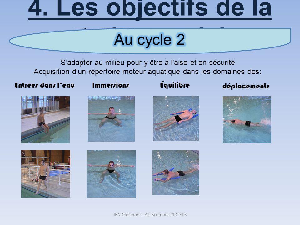 Ajuster, développer et affiner ses conduites motrices IEN Clermont - AC Brumont CPC EPS