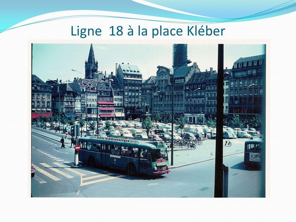 Ligne 18 à la place Kléber
