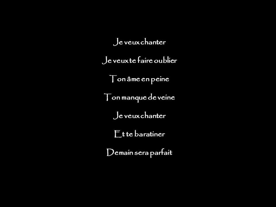 Jean-Louis AUBERT Demain sera parfait (Album Roc É clair – Novembre 2010
