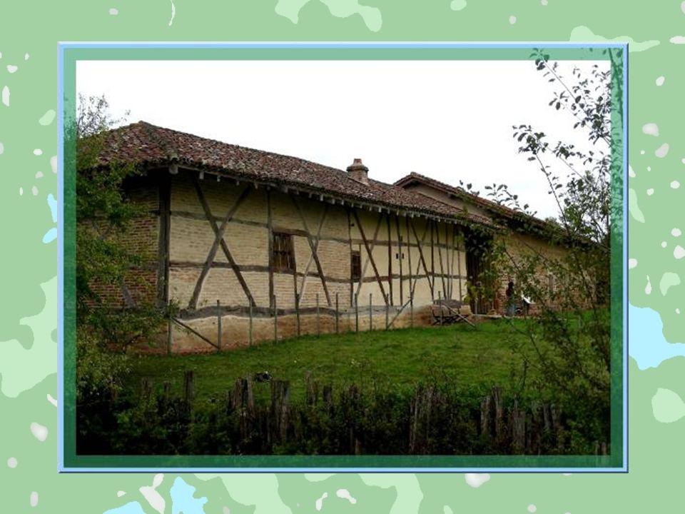 Par crainte des incendies, le four à pain était souvent construit à lécart, ou il était intégré aux communs. Aux Planons, le four était regroupé avec