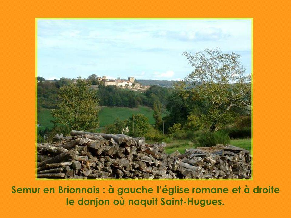 Autrefois, le Brionnais fut lun des 19 baillages du duché de Bourgogne et sa capitale était Semur-en-Brionnais.
