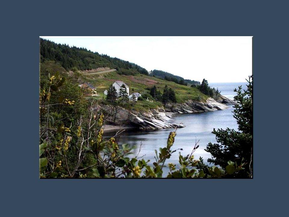 La Gaspésie de mes années denfance
