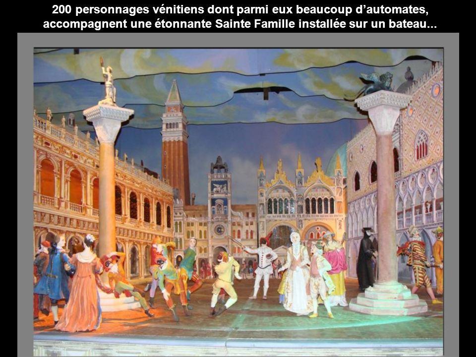 Ville unique, ville magique, ville des eaux, du théâtre, de la musique et de la peinture...