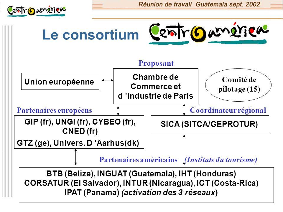 Le protocole d accord –Le protocole d accord (MoU) est signé par les 15 partenaires –Il est l acte fondateur du consortium –Il décrit l objet, la durée, les obligations et responsabilités des partenaires –Il définit les instances de pilotage –Il décrit les modes de gestion et de contrôle des crédits –Il précise les questions relatives à la propriété des résultats et à la défaillance éventuelle d un partenaire