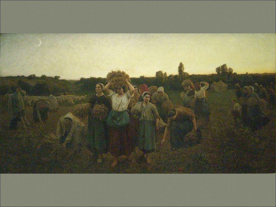 Le glanage constituait une petite provision de grains pour les poules, le ramassage des « éteules », chaumes des fèves, permettait d'alimenter le feu.