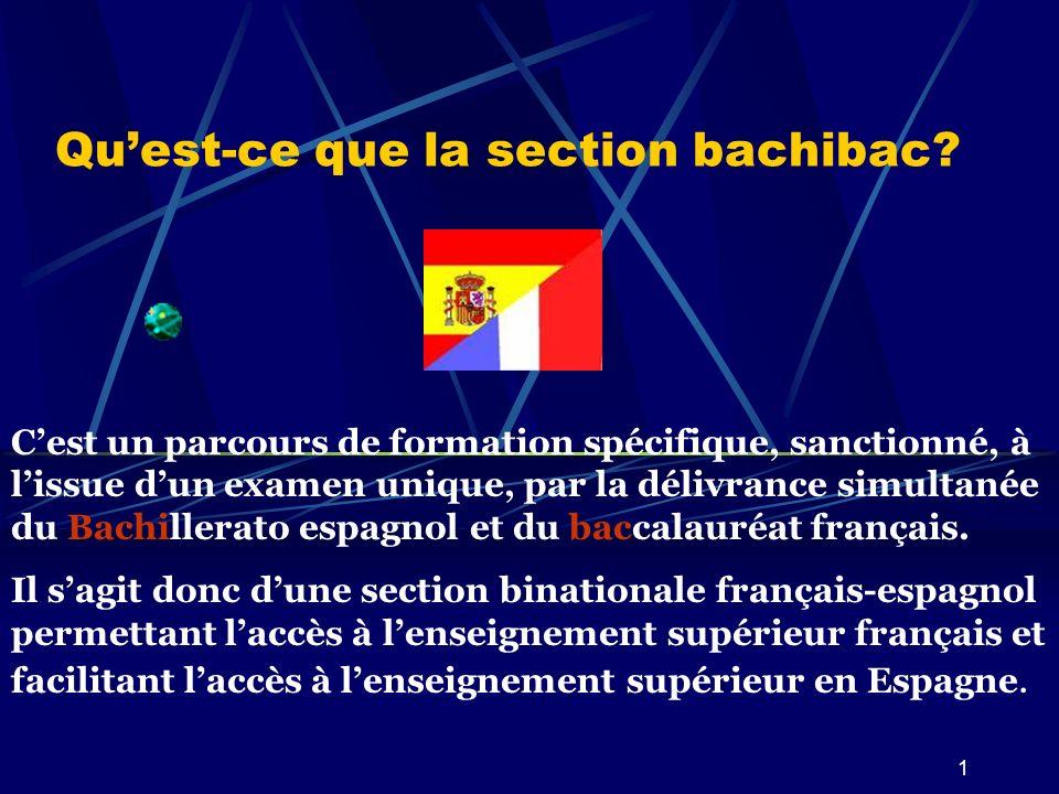 1 Quest-ce que la section bachibac.