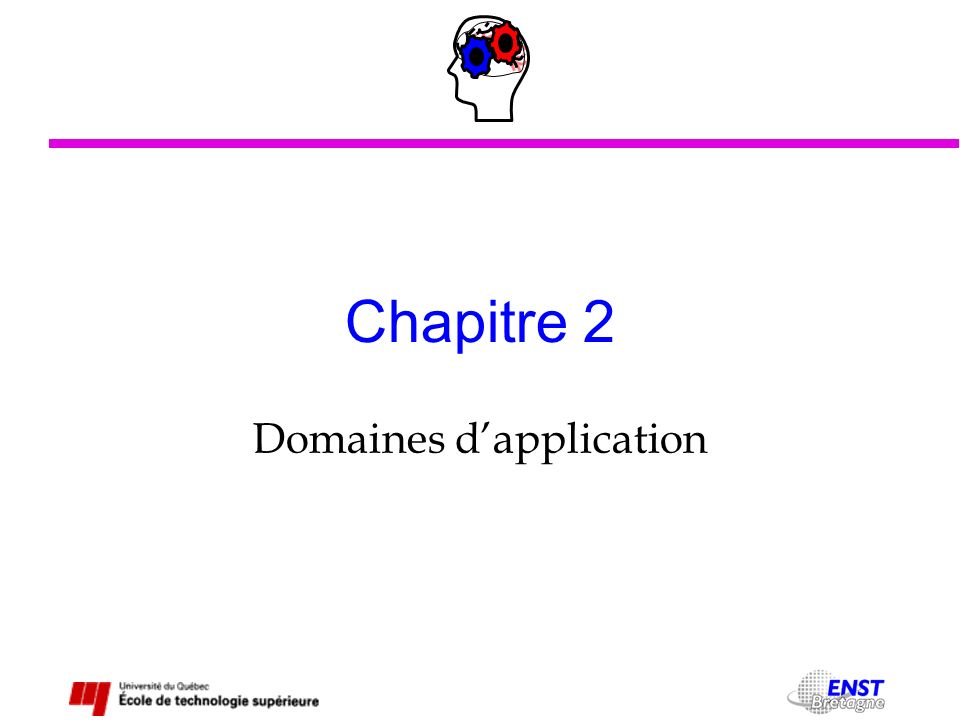 GPA-779 Application des réseaux de neurones et des systèmes experts Cours #3 - 5 Principaux domaines dapplication 1.