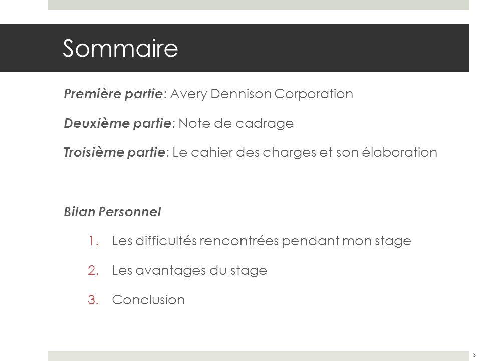 Deuxième partie: Note de cadrage 1.Période 14 Lundi 8 Avril 2013 Vendredi 14 Juin 2013 Début de stageFin de stage