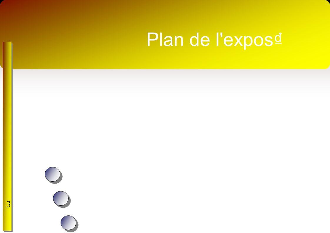 Plan de l'expos 3