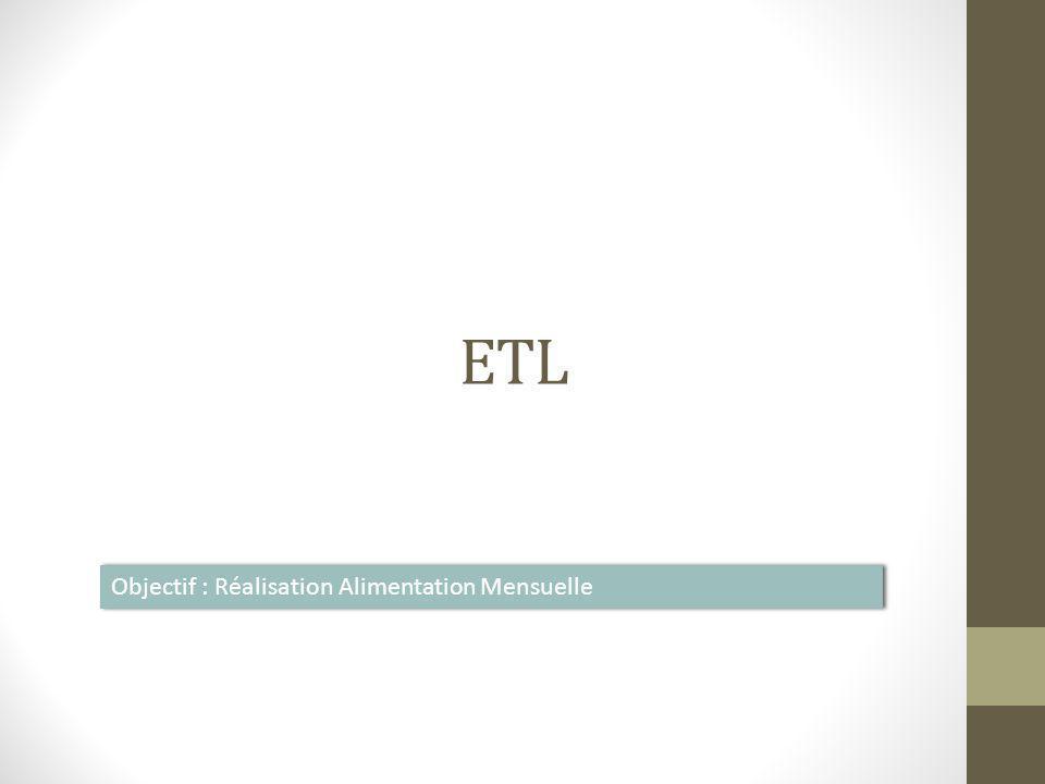 Avancement du travail Progression du job dinitialisation Mise en place du job mensuel Réorganisation du fichier Excel Intégration des erreurs recensées par le groupe Alimentation