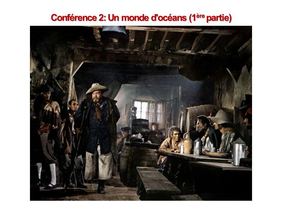Conférence 2: Un monde d'océans (1 ère partie)