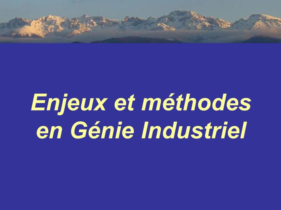 Quelques laboratoires CRG - Ecole polytechnique CGS - Ecole des Mines de Paris LGI - Ecole centrale Paris LIESP (Lyon) Mines Albi Mines St Etienne …… MIT Massachussets Insti…… Engineering Design Center Cambridge ….