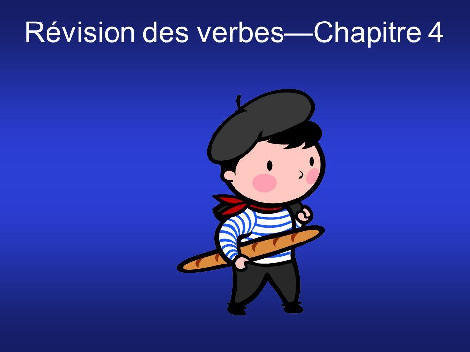 ai J aiNous as Tu asVous Il /ElleIls/Elles 1.2. 3.