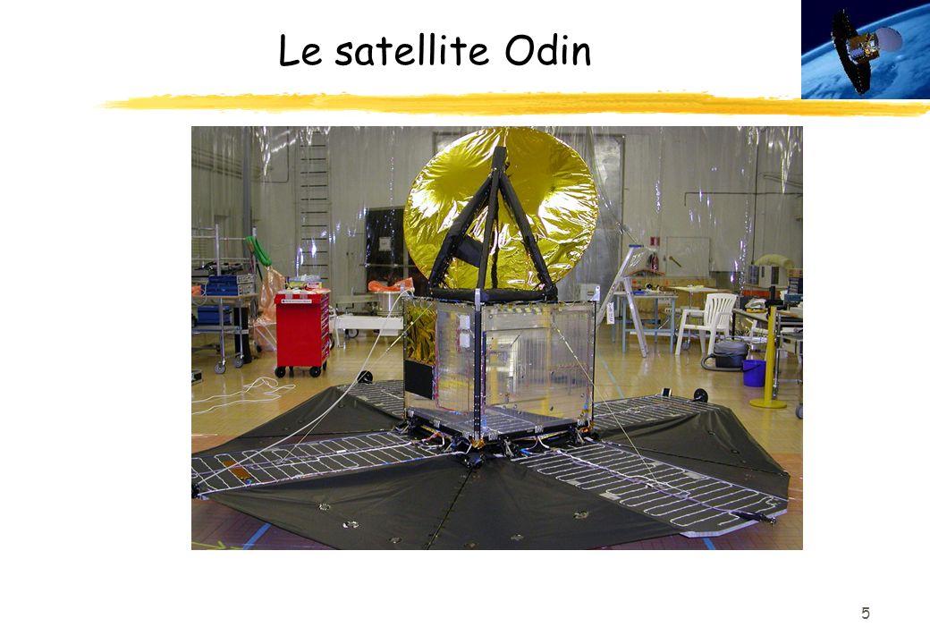 5 Le satellite Odin