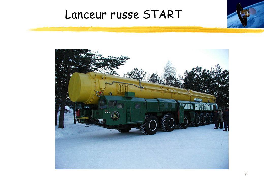 7 Lanceur russe START