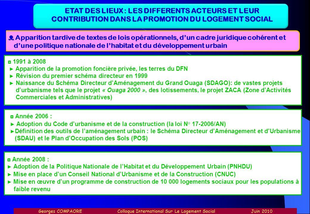 1991 à 2008 Apparition de la promotion foncière privée, les terres du DFN Révision du premier schéma directeur en 1999 Naissance du Schéma Directeur d