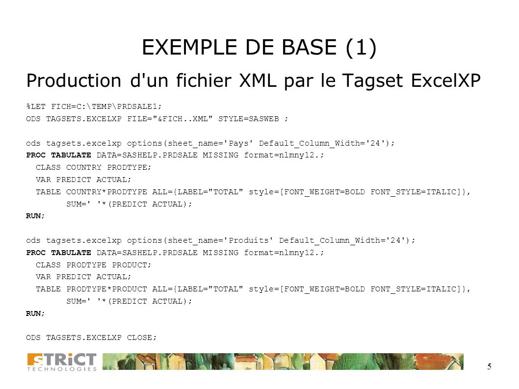 4 SURVOL DE VBSCRIPT Langage semblable à Visual Basic, mais non identique. Interprété naturellement et automatiquement par Windows Scripting Host, dis