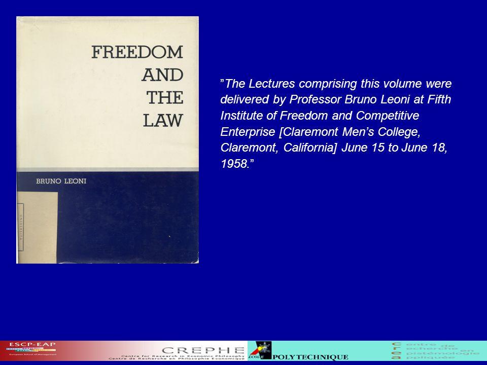 Lamitié avec von Hayek Chicago, 1953: la naissance de lamitié.
